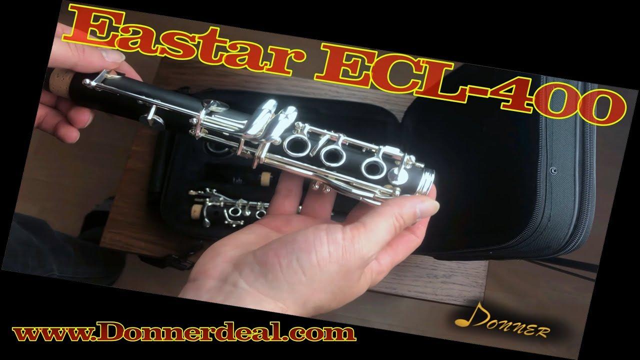 Eastar ECL-400 Böhm Klarinette im Test