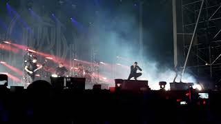 Parkway Drive - Download Madrid 2018