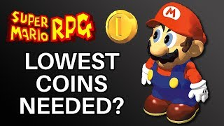 What is the Lowest Amount of Coins Needed to Beat Super Mario RPG?