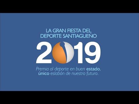 Gran Fiesta Del Deporte 2019 - Circulo De Periodistas Deportivos De Santiago Del Estero