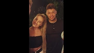 Alex Oxlade-Chamberlain & Perrie Edwards - Moments Part.2 - Angel