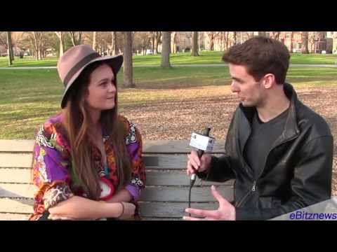 Interview with Demi Louise at Canadian Music Week 2015
