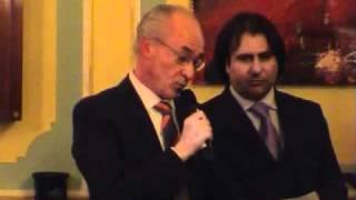 Divina Commedia en lengua veronese, de Vin discorendo- Ristorante Antico Caffè Dante Verona
