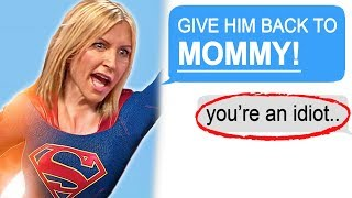 r/entitledparents Karen Tries to be a Hero!