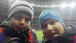 Смотреть видео ЦСКА—Реал Мадрид. Новые приключения Испанцев в Москве. онлайн