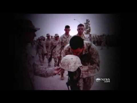 Cpl. Jason L. Dunham - Tearful Tribute for a Marine ABC News