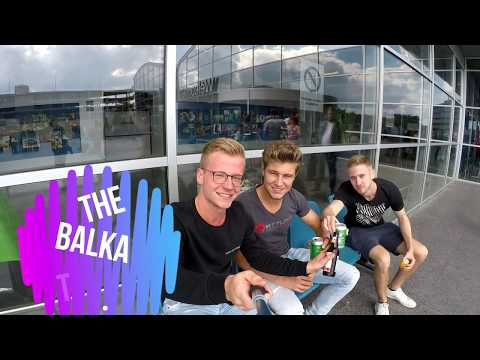 THE BALKANS | Travel Diary | GoPro hero black 5 | Serbia, Hungary, Macedonia, Albania & Greece