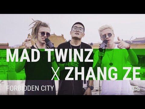 Mad Twinz x Zhang Ze - Forbidden city, Beijing, China