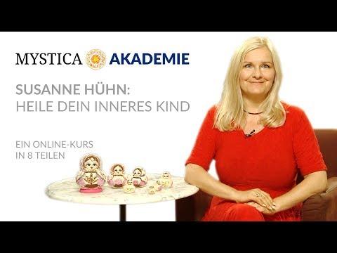 MYSTICA-AKADEMIE: Susanne Hühn - Heile dein Inneres Kind (Teaser 1)
