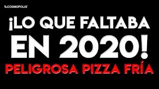 ¡LO QUE FALTABA EN 2020! ASEGURAN que es PELIGROSO COMER PIZZA FRÍA al DÍA SIGUIENTE
