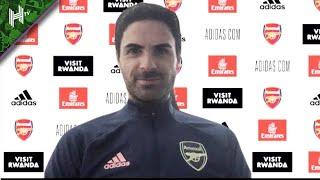 We love Kieran Tierney I Tottenham v Arsenal I Mikel Arteta pre-match press conference