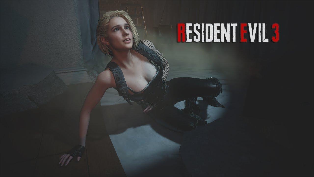 Resident Evil 3 Remake Jill Retribution Re3r Pc Mods Youtube