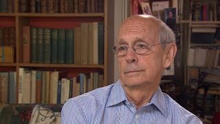 Justice Stephen Breyer: His view from the bench