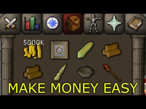OSRS - How to Make Money in OSRS Easy!