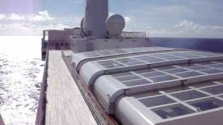 ms Zaandam Ship Tour