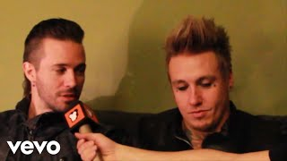 Papa Roach - Toazted Interview 2013 (part 2)