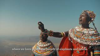 Mpayon and Lemarti for Save the Elephants L'Tome Nkaina (Elephant Hands) - OFFICIAL VIDEO