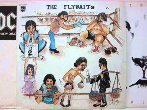 09 Maafkanlah Kesalahanku - Flybaits Pusingan Kedua LP Rip 1981
