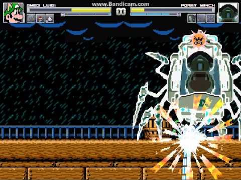 Mugen:Boss Battles