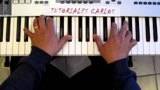 Bendito jesus - Danilo montero tutorial carlos