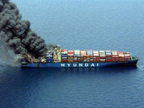 Cargo Ship Accidents Vol 3