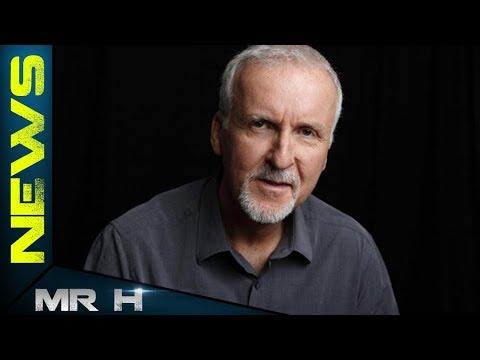 James Cameron Talks AVATAR Sequels & AVENGERS