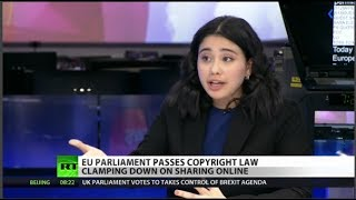 European politicians make 'quoting' illegal