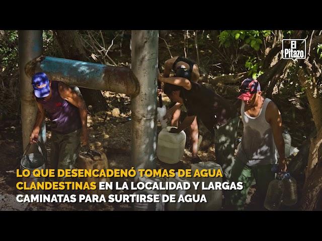 Plantas desalinizadoras de Falcón prometidas por Maduro no llegaron al año de funcionamiento