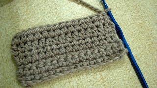 Crochet paso a paso para principiantes - Puntos básicos 1e4cd0204ef