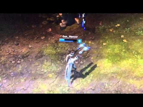 League of Legends - #1 Lucian bug
