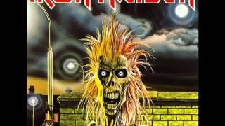 Gambar cover Iron Maiden -  Prowler (with lyrics on description)