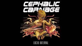 cephalic carnage lucid interval track 04 the isle of california