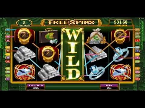 High Society Slot Bonus - Big Win Real Money online