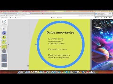 presentacion n3 cosmos