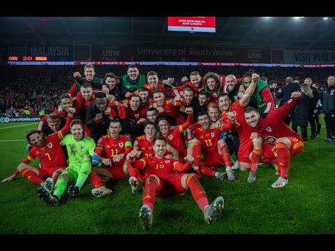 WALES QUALIFY FOR EURO 2020