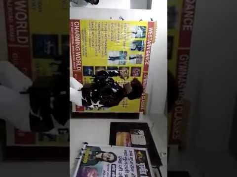Gulabi gujarat  films Pvt Ltd  Lunching my  talents dance performance Gulab salat action actor