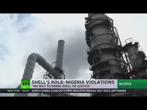 Shell 'motivated' Nigerian Army in deadly crackdown on local tribes opposing extraction – Amnesty