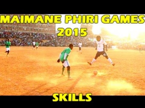 Maimane Phiri Games 2015 - Skill Pack 2 - Kasi Diski - ShakeItUp Msibi + Skhwama