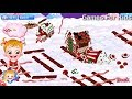 Baby Hazel Gingerbread House , Decorating with Hazel Baby - games for kids