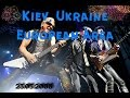 Scorpions live concert in Kiev + beautiful fireworks in the final / 2008