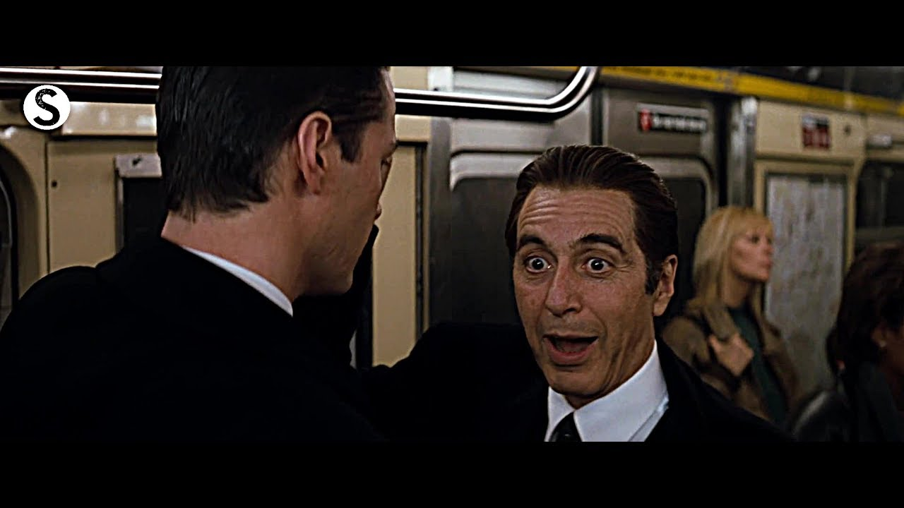 Download Devil's Advocate Subway Scene