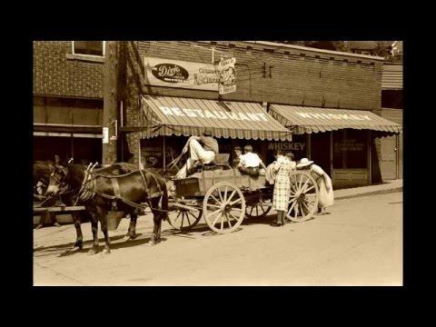 Looking Back at Jackson, Kentucky 1940