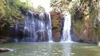Kachang Waterfall (Bottom View) - Banlung, Ratanakir, Cambodia