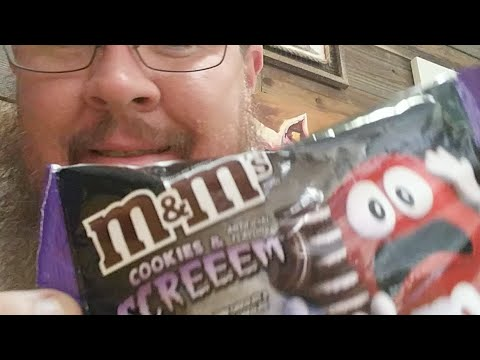 Brand New Limited Edition Cookies & Screeem M&M's!