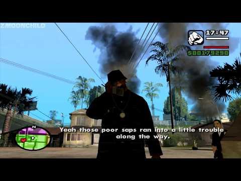 GTA San Andreas - Riot - Riots Mission 1