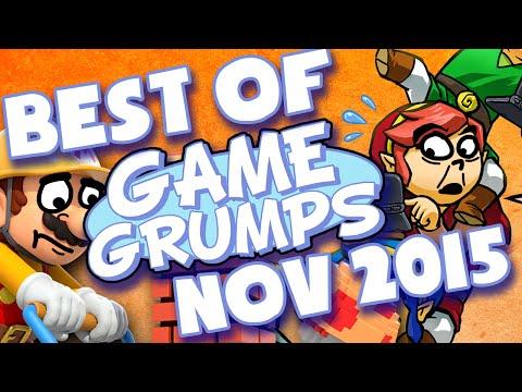 BEST OF Game Grumps - Nov. 2015