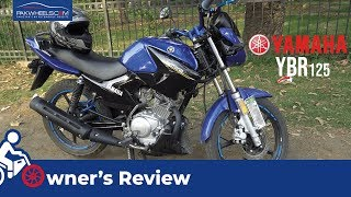Yamaha YBR 125 2019 Owner's Review: Price, Specs & Features | PakWheels