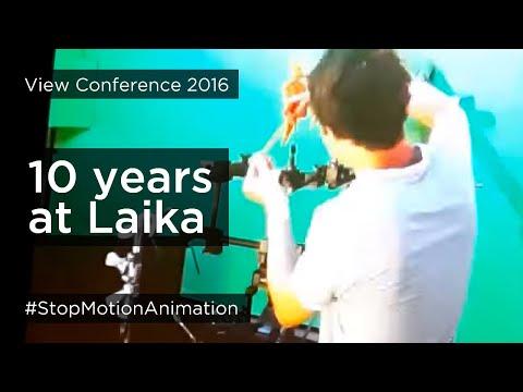"Viewconference2016: ""10 years at Laika"", Steve Emerson (Laika)"