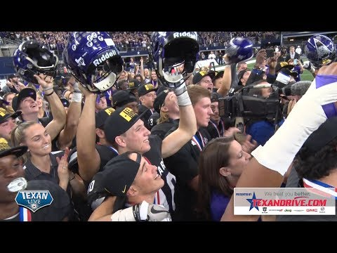 VIDEO HIGHLIGHTS: Aledo vs College Station 5AD2 State Championship