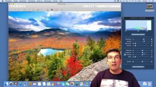 OSX: Bilder verbessern und Größen anpassen